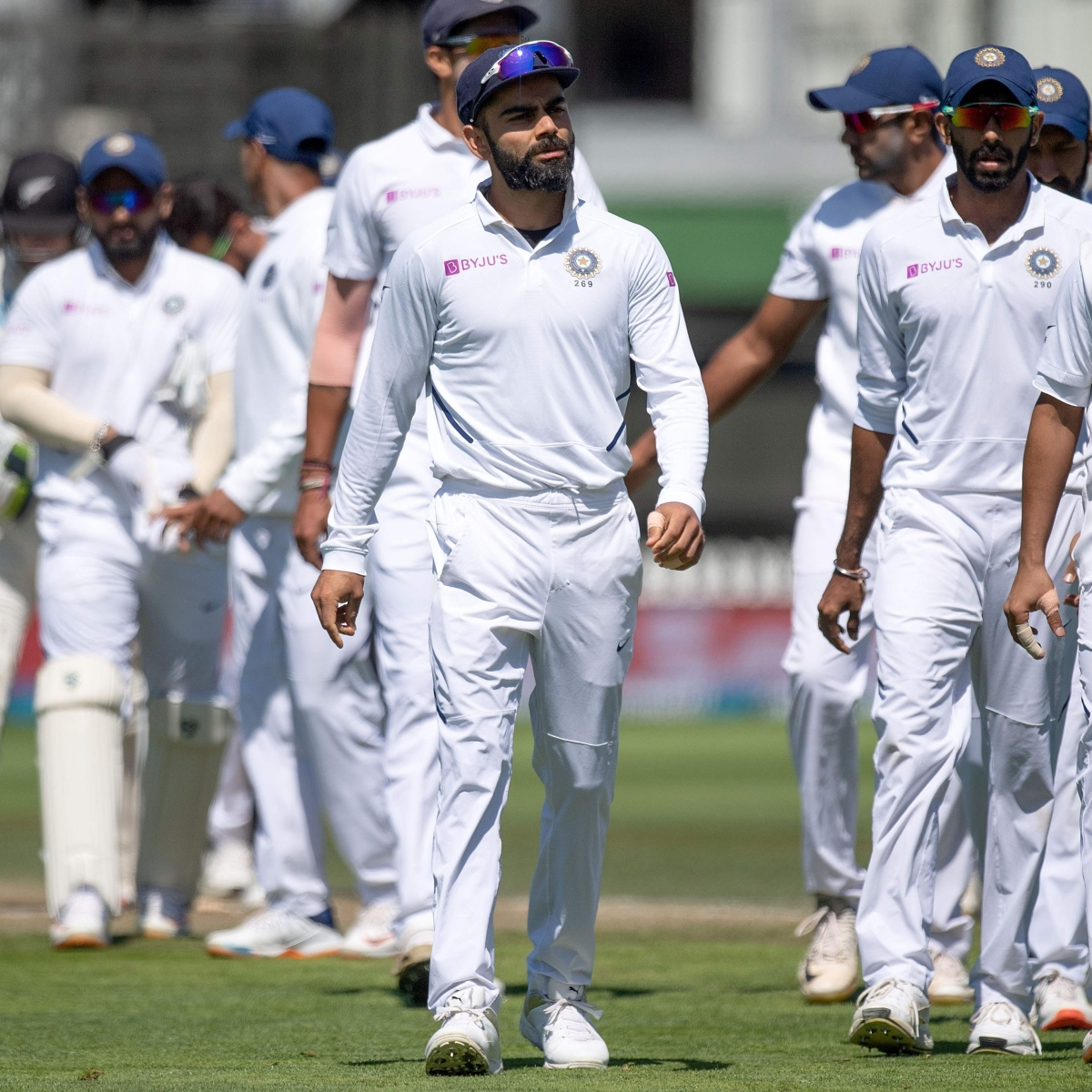 NZ vs IND: Visitors flushed at Basin