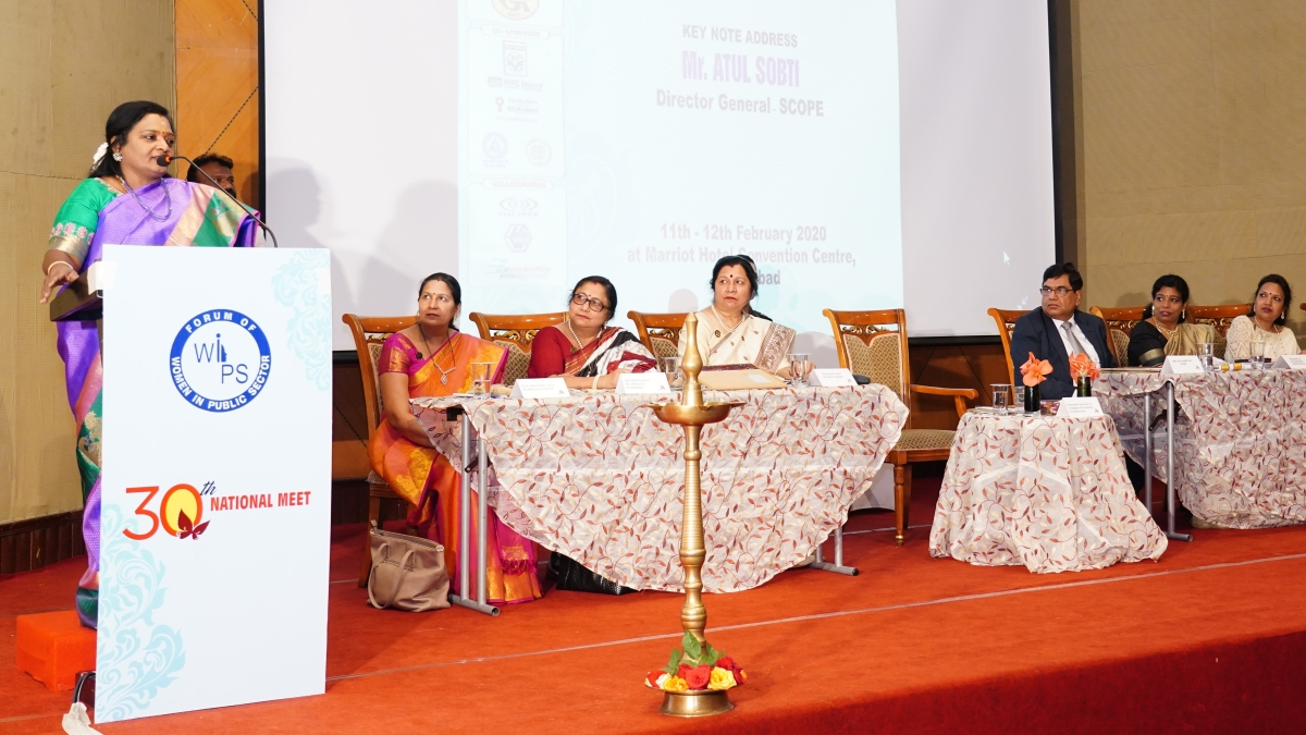 SCOPE for Empowerment of Women employees