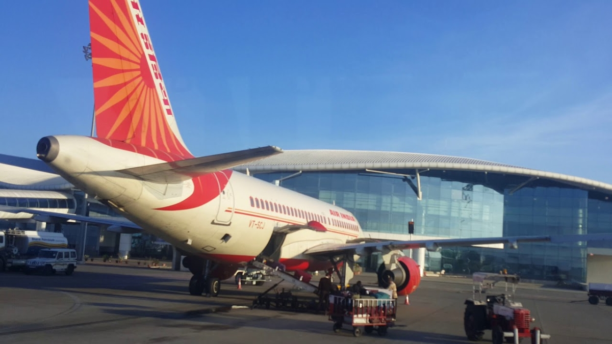 Security lapse at Bhopal Airport: Youth gains unauthorised access to runway, breaks glass of helicopter
