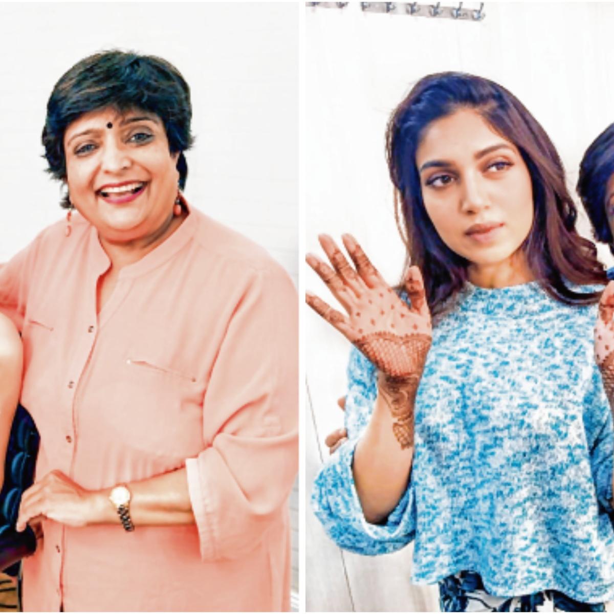 Mumbaiya Gujarati: What's Deepika and Sonam's mehendi artist Veena Nagda up to?