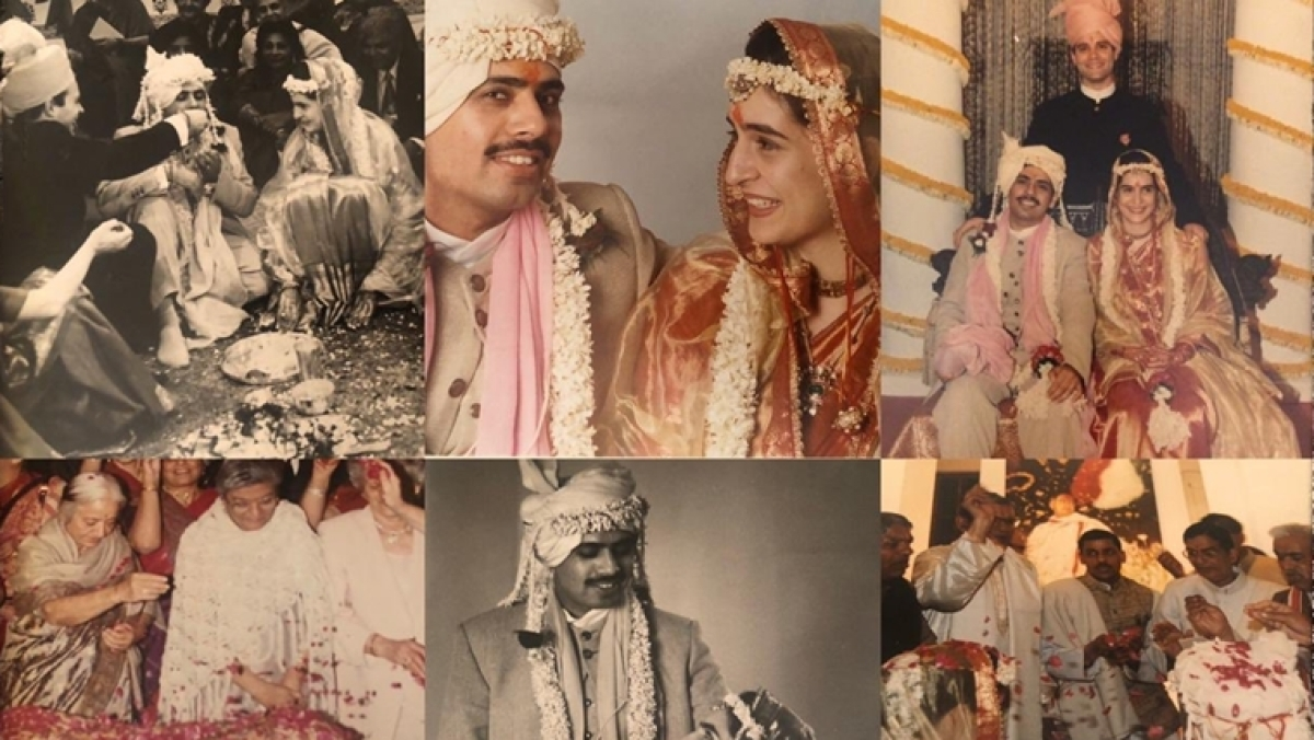 Priyanka Gandhi Vadra shares unseen pictures on wedding anniversary