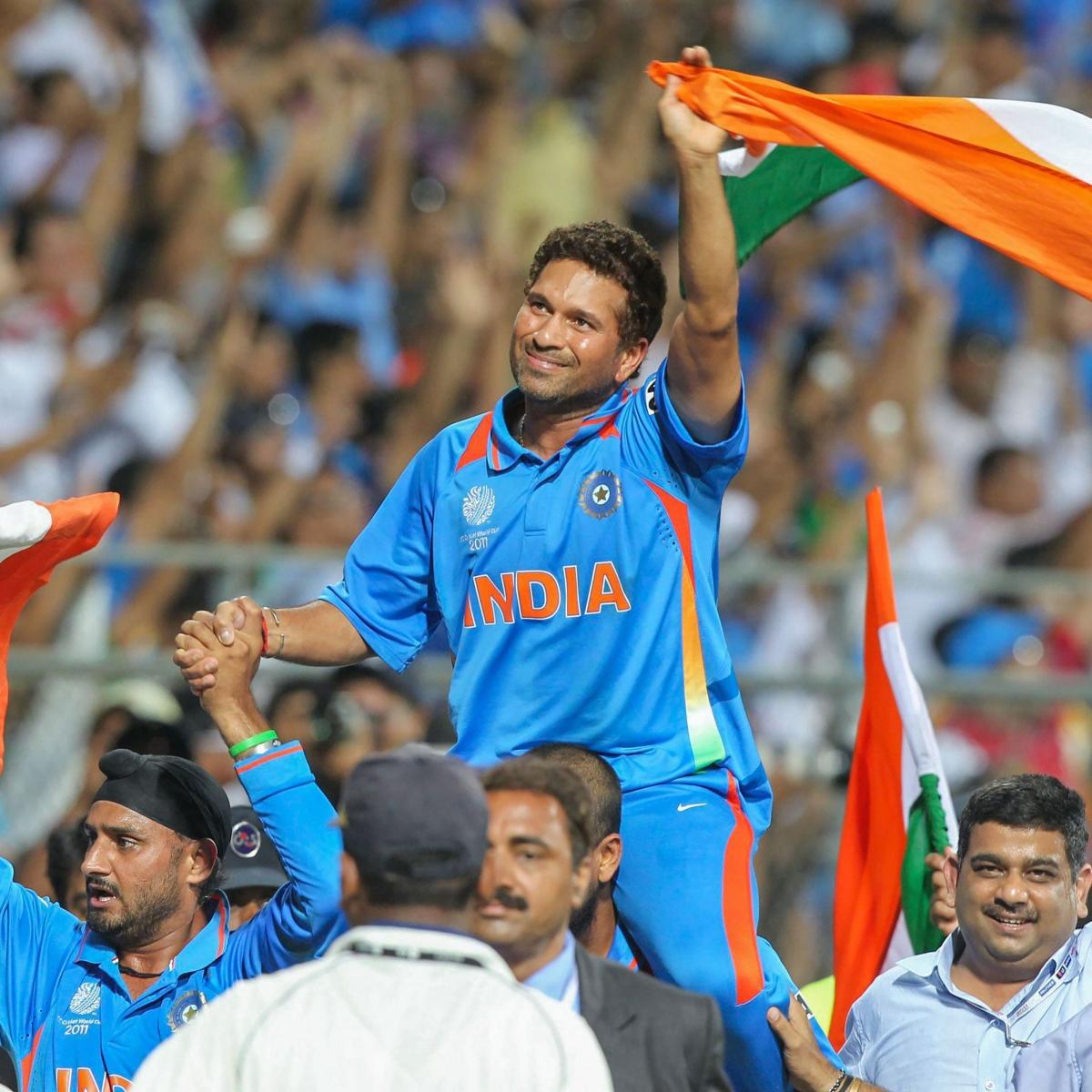 When a carefree Tendulkar danced: Harbhajan Singh recalls fond 2011 World Cup memories