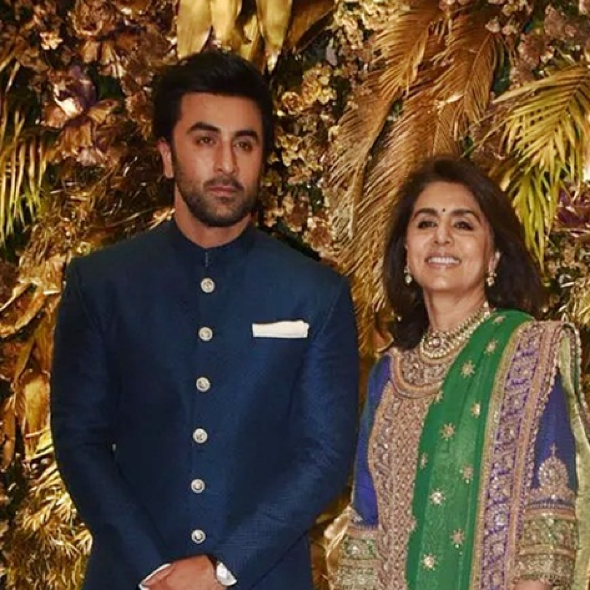 These unseen moments of Alia and Ranbir from Armaan Jain's wedding reception prove they're made for each other