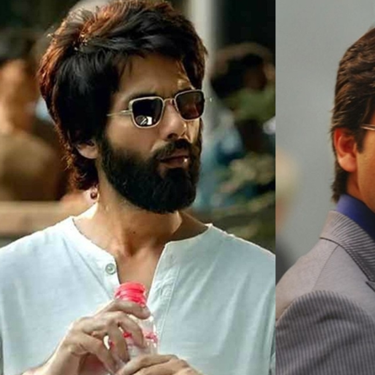 From 'chocolate boy' to 'angry young man' - the evolution of Shahid Kapoor