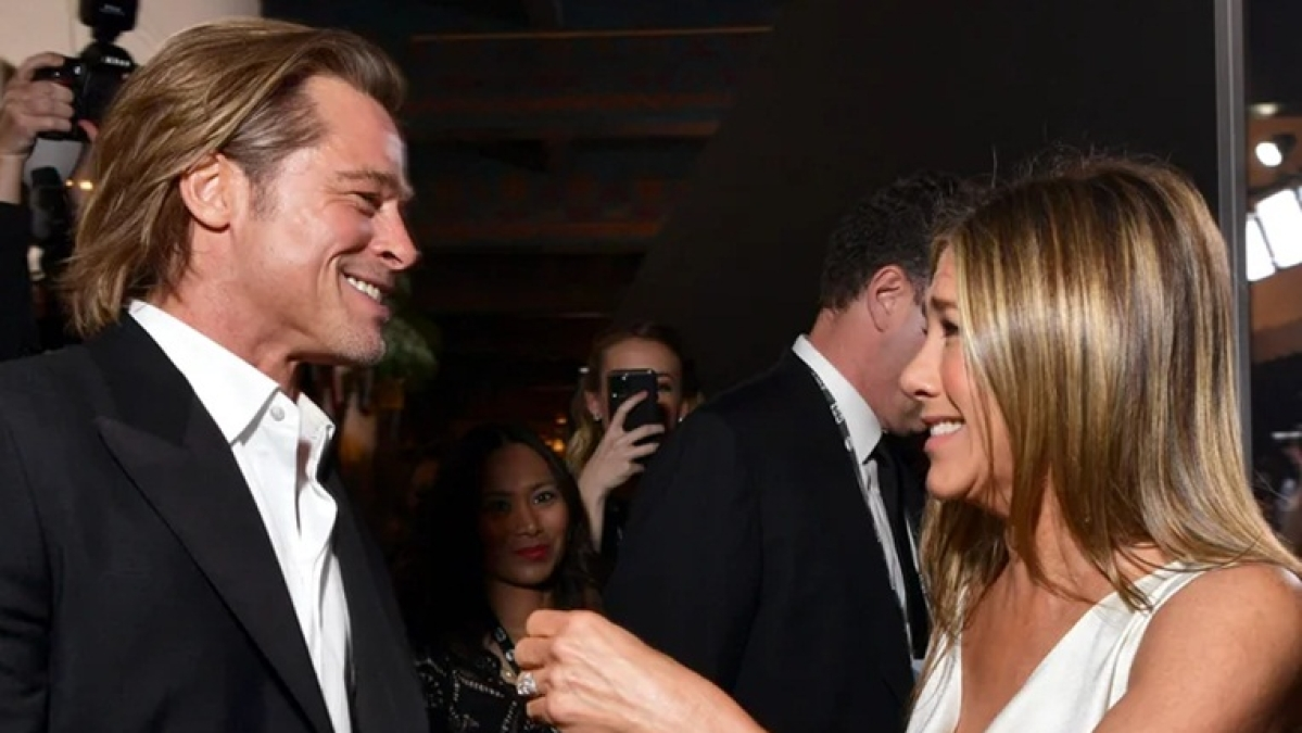 Oscars 2020: Brad Pitt, Jennifer Aniston bump into each other at the after-party