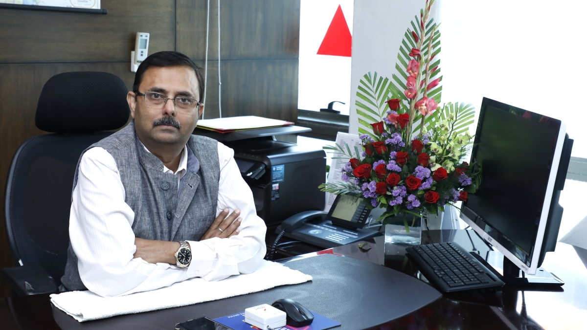 Amitabh Akhauri takes charge as Executive Director & State Head, Maharashtra & Goa State Office, IndianOil