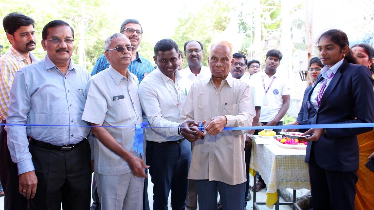 SRM organises 'CANNY BAZAAR -2020'