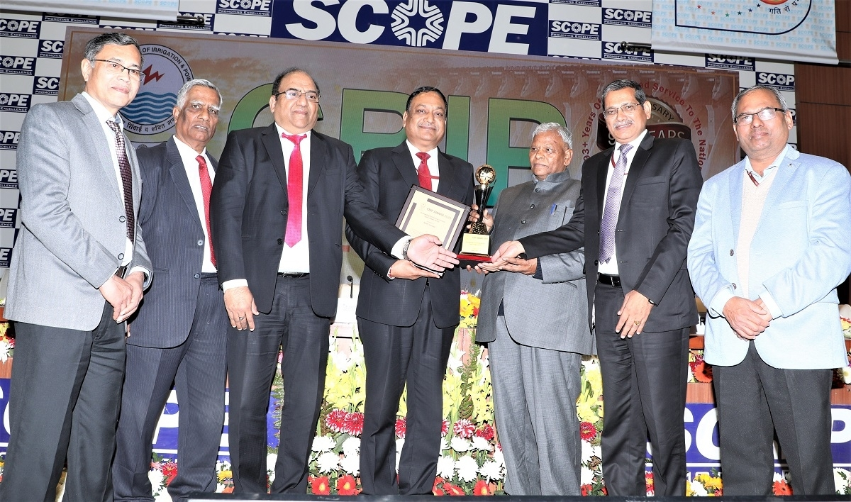 NHPC bags CBIP Award 2020 for 'Outstanding performing utility in hydro power sector'