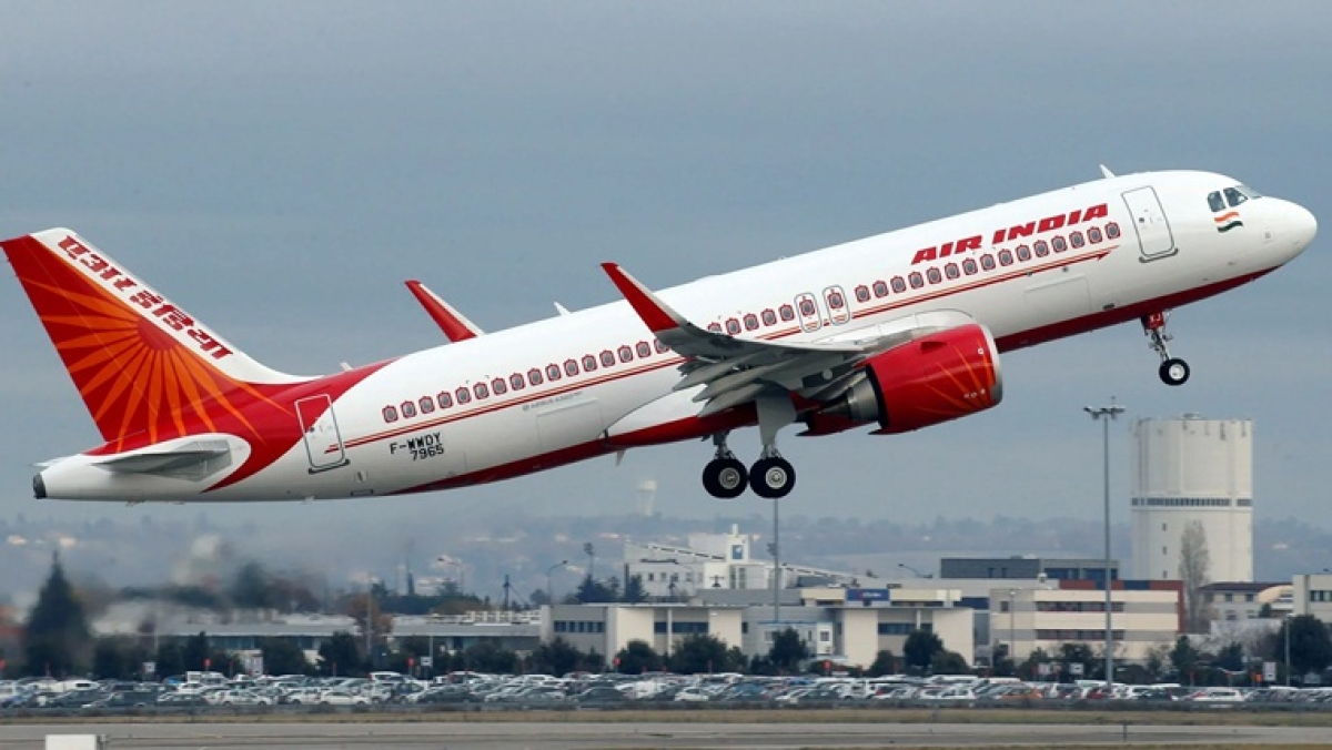Air India aircraft damaged after pilot tries to dodge man, jeep on Pune airport runway during takeoff