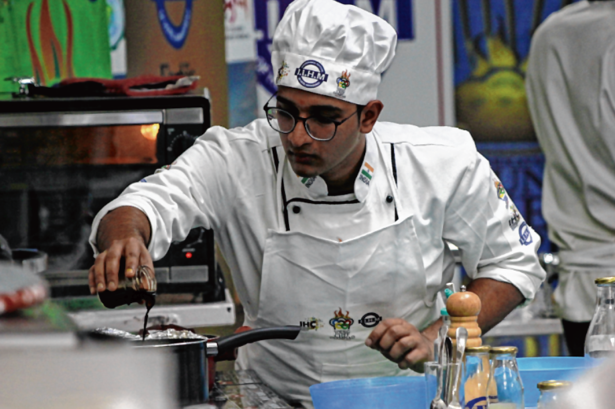 Meet Varun Tej - the 20-year-old representing India in Young Chef Olympiad