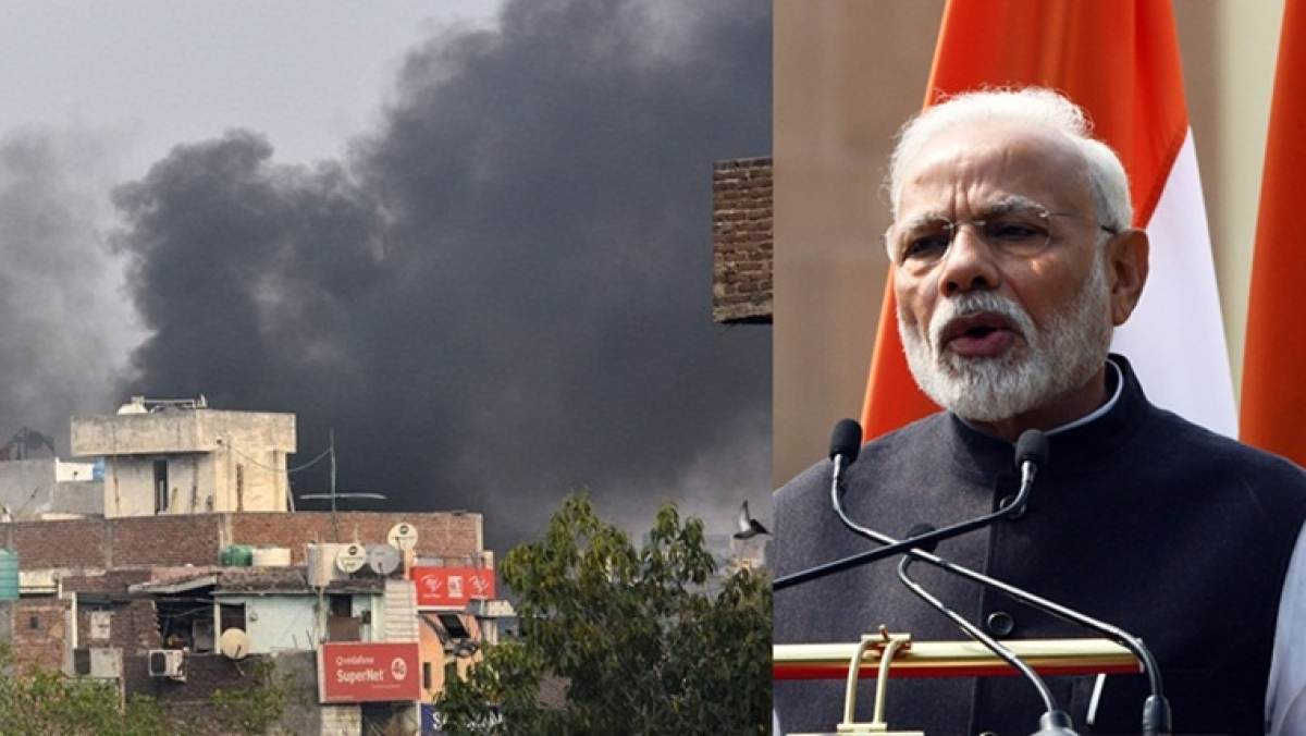 Delhi Violence Update: Prime Minister Modi appeals for 'peace and brotherhood'; death toll rises to 22
