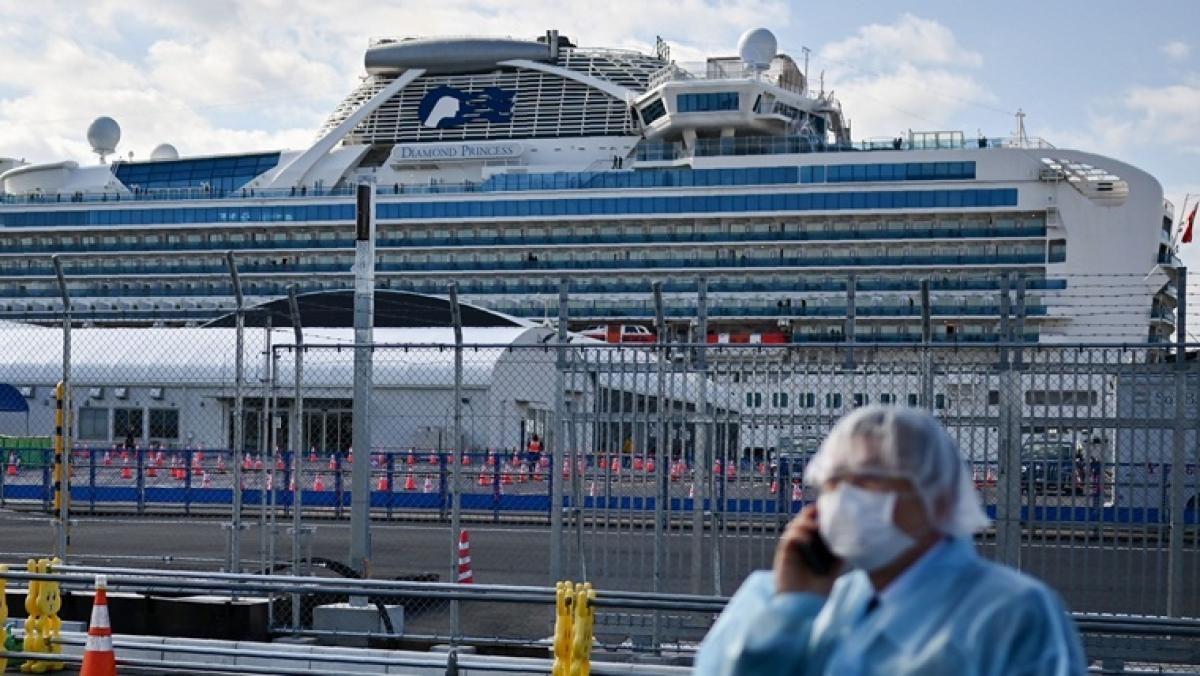 Seventh Indian tests positive for coronavirus on quarantined Japan cruise ship
