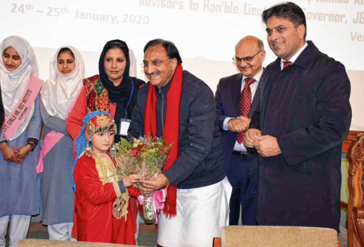 'Everyone in the valley is in favour of peace...': Union Minister Ramesh Pokhriyal recounts two days in Kashmir