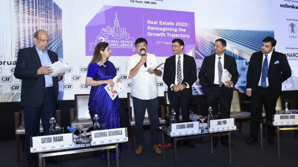 CII organises 2nd Edition of CII Real Estate Confluence