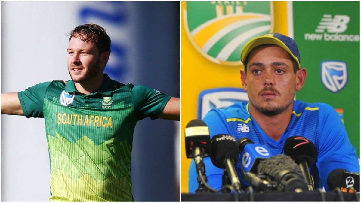 David Miller backs Quinton de Kock to lead South Africa in ODIs