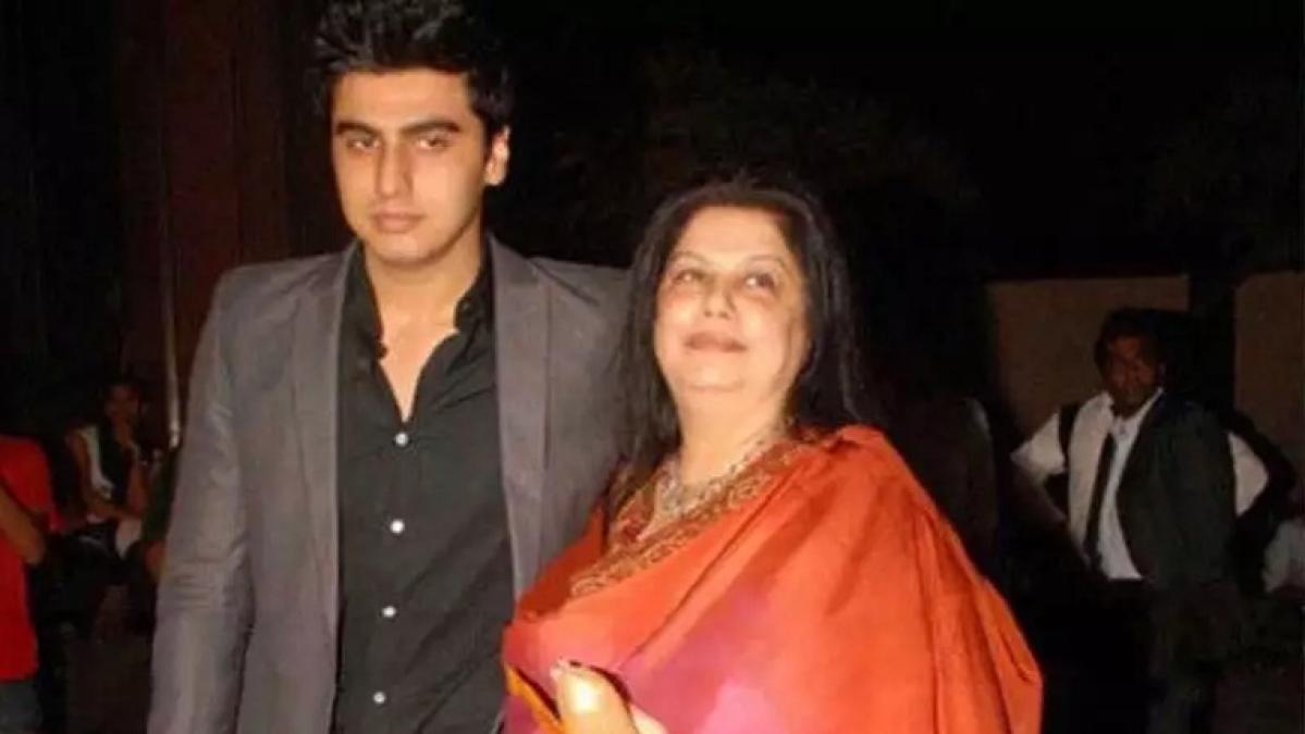 Arjun Kapoor's post on mom's birth anniversary has left fans teary-eyed