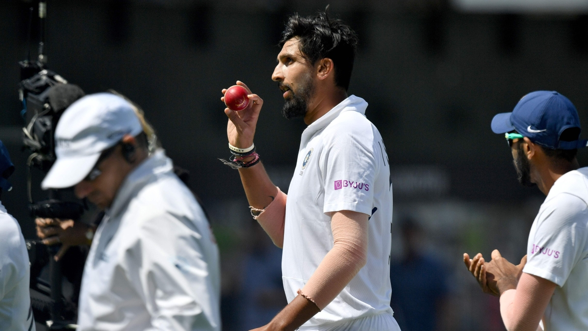 NZ vs IND: Ishant Sharma just three wickets away from achieving magnificent Test record