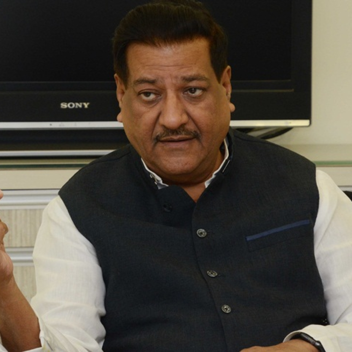 Congress veteran Prithviraj Chavan demands supplementary budget from FM Nirmala Sitharaman in June