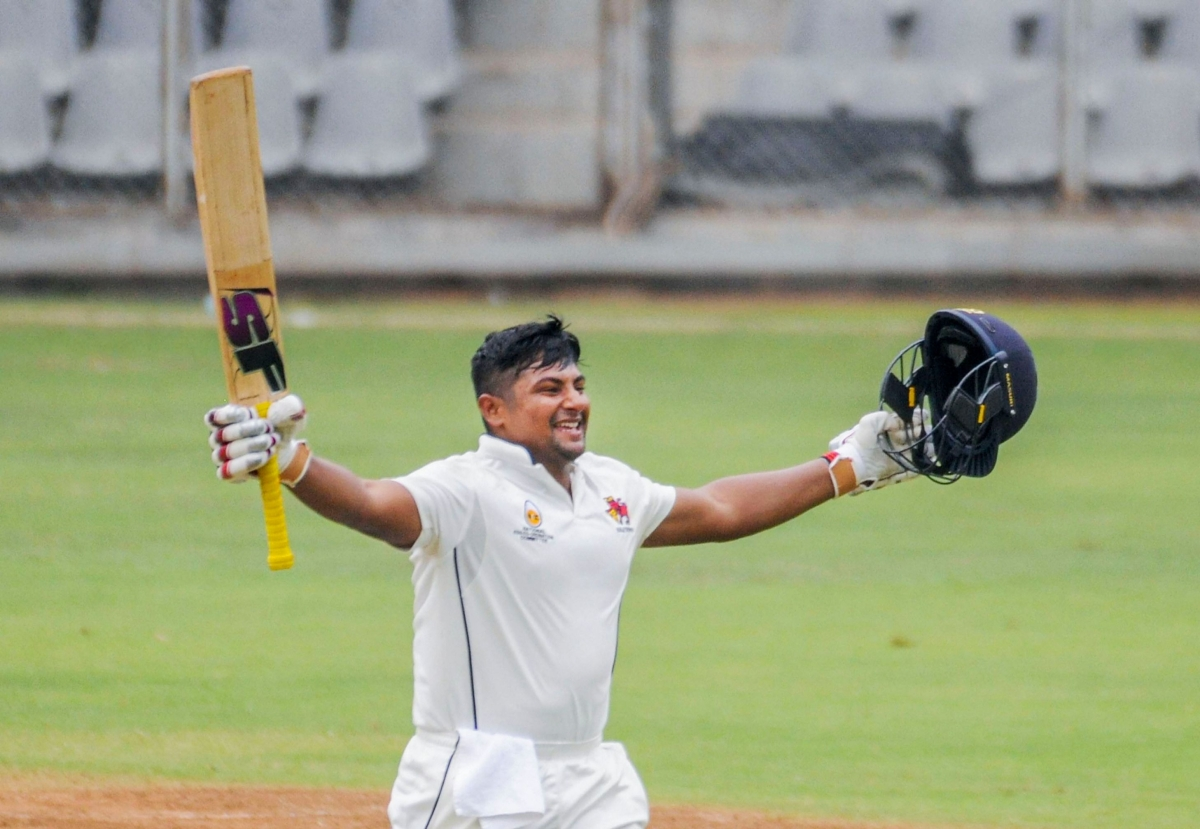 Mumbai vs Madhya Pradesh: Sarfaraz misses out on another double-ton