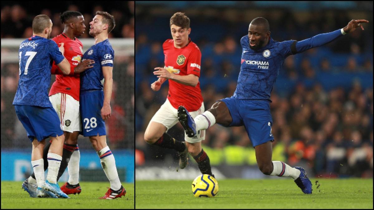 Premier League: Twitter lashes out at VAR after Chelsea lose 2-0 against Man Utd