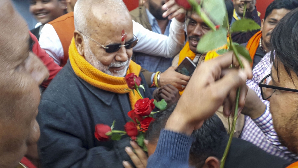 SC dismisses plea challenging bail to Swami Chinmayanand in sexual exploitation case