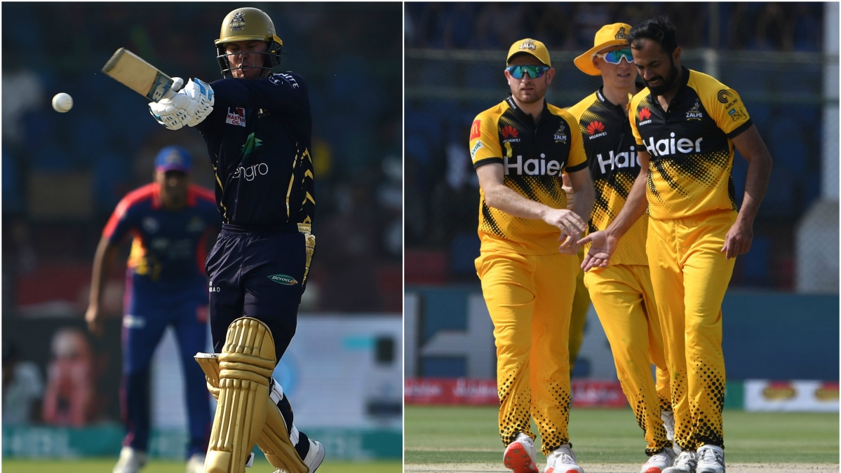 England opener Jason Roy accussed Pakistan pacer Wahab Riaz of ball-tampering in a PSL match