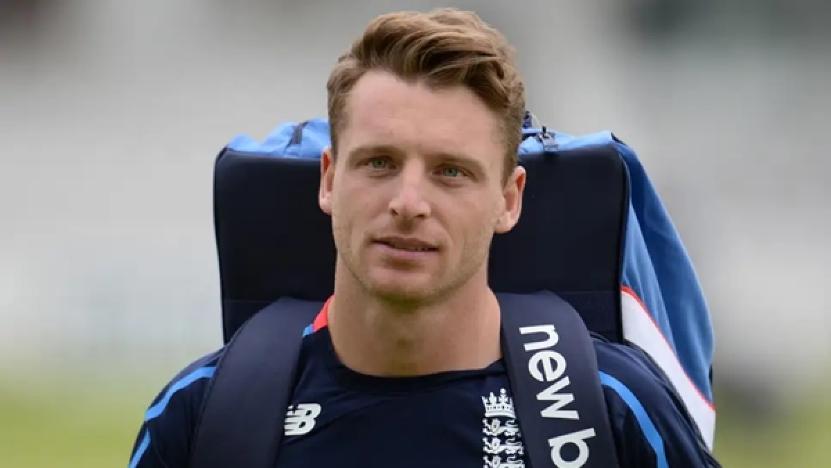 Jos Buttler's World Cup final shirt raises 65,000 pound to combat coronavirus