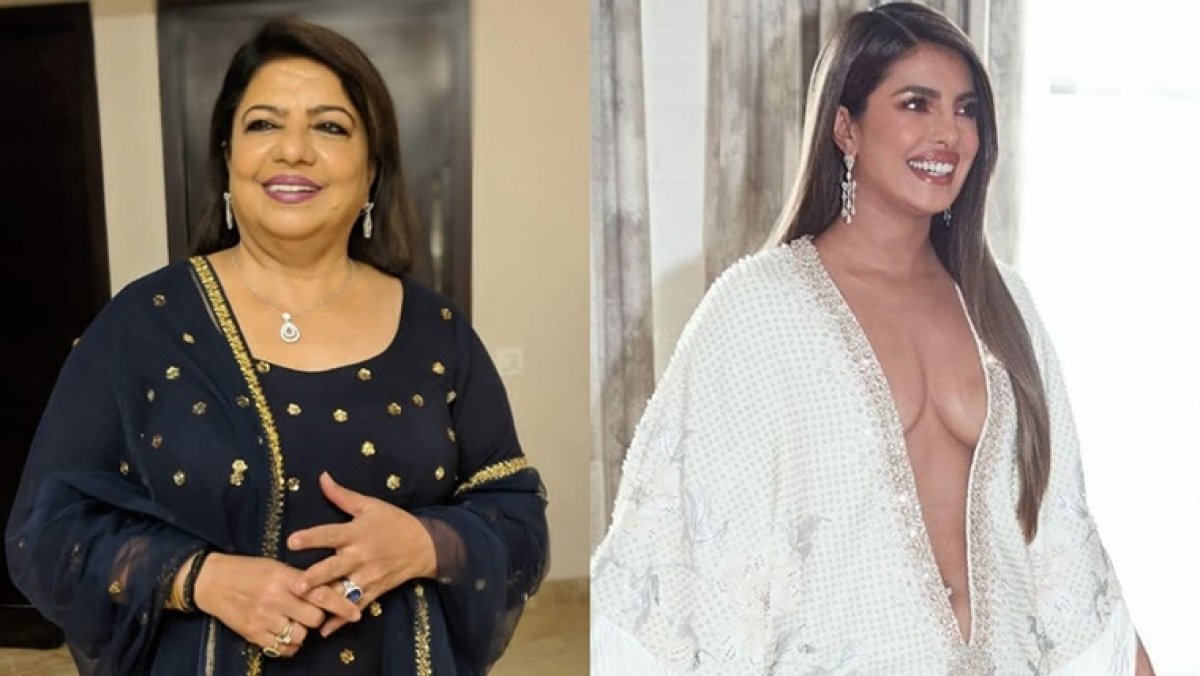 'I thought it was a risk, but she carried it well': Madhu Chopra on Priyanka's Grammys outfit