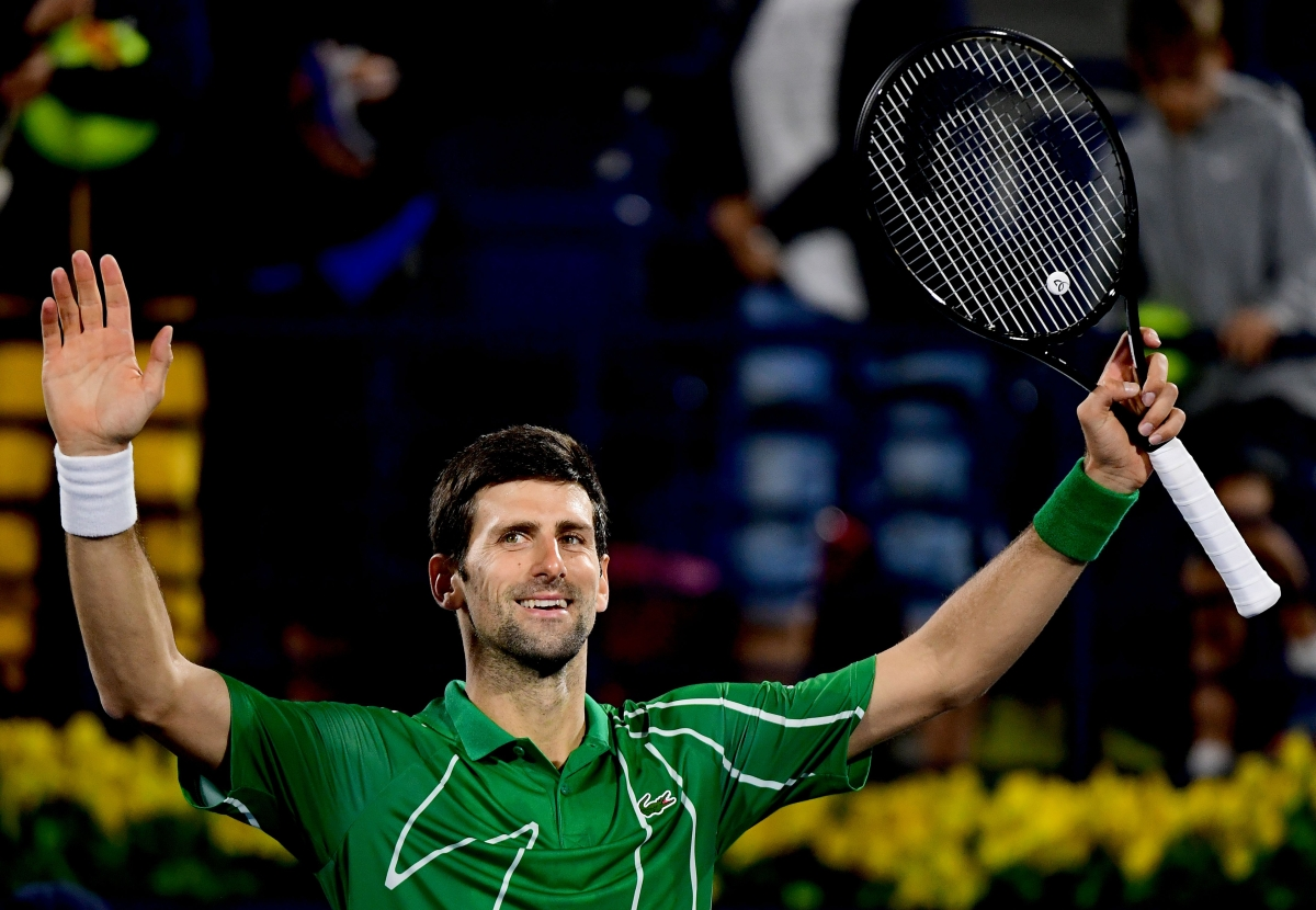 Tennis ace Novak Djokovic keen on visiting India to play in front of fans