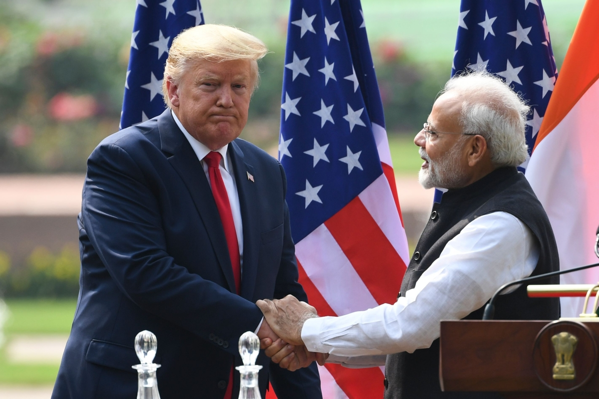 Donald Trump warns of retaliation if India doesn't provide the US with hydroxychloroquine to battle COVID-19