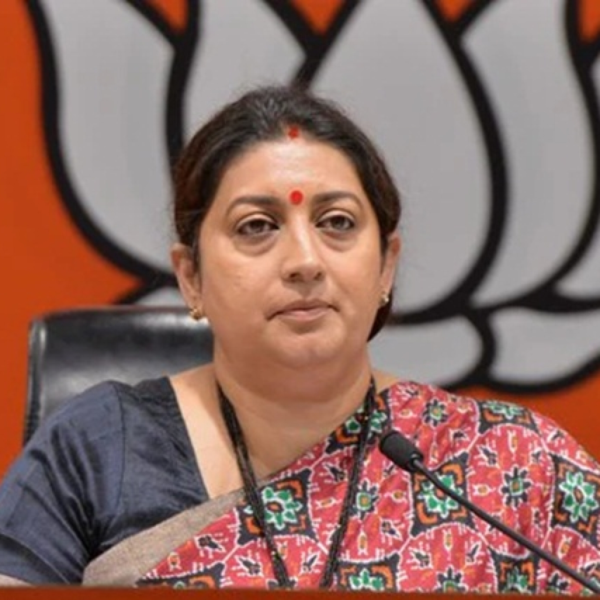 'Is Amethi your mere tour hub?': Posters questioning 'missing MP' Smriti Irani pop up; BJP leader reacts