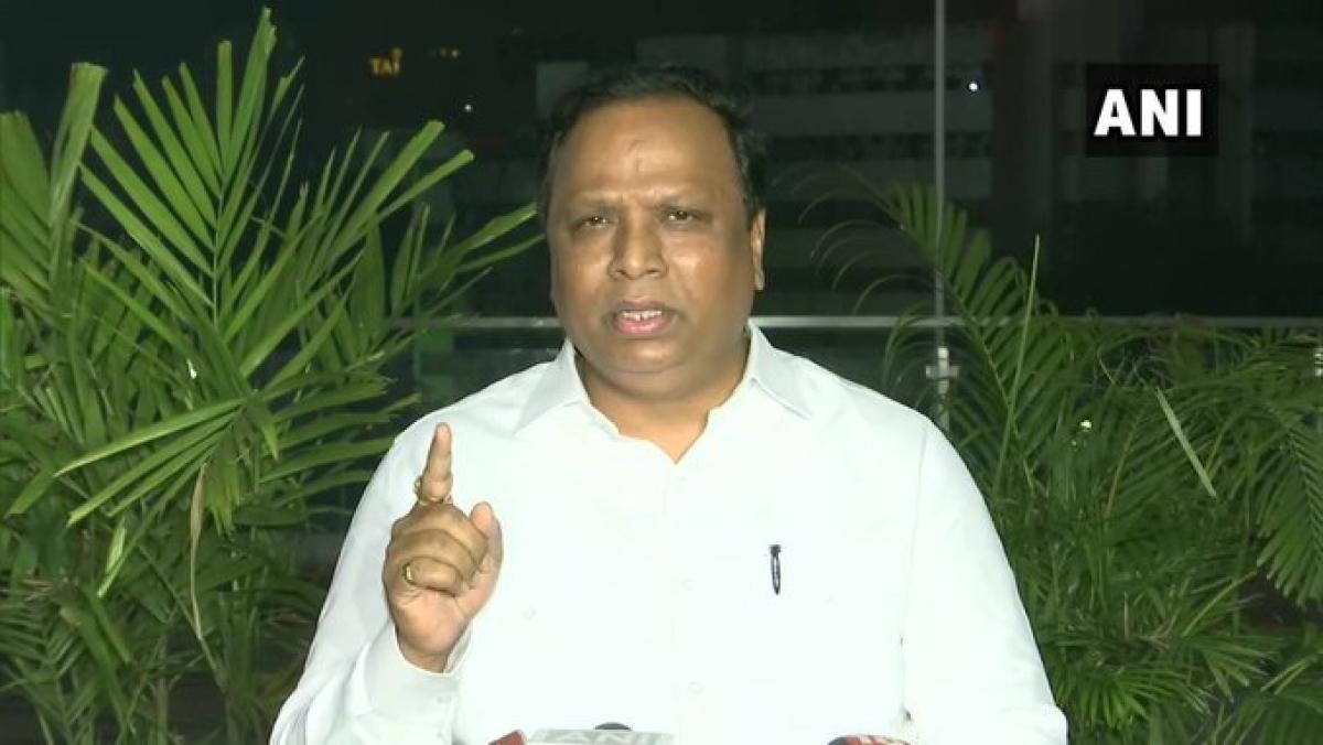 Maharashtra BJP leader Ashish Shelar