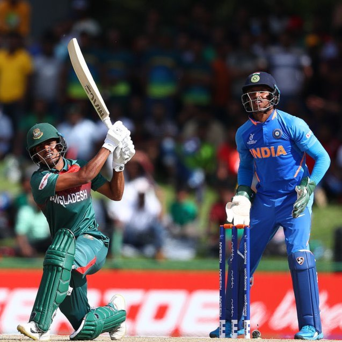Bangladesh shock India to clinch their maiden ICC U-19 World Cup title