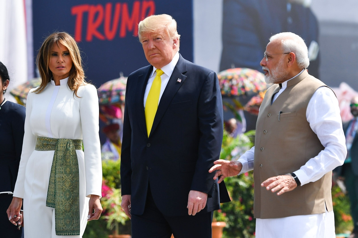 'US and India united to defend its citizens from radical Islamic terrorism': Donald Trump