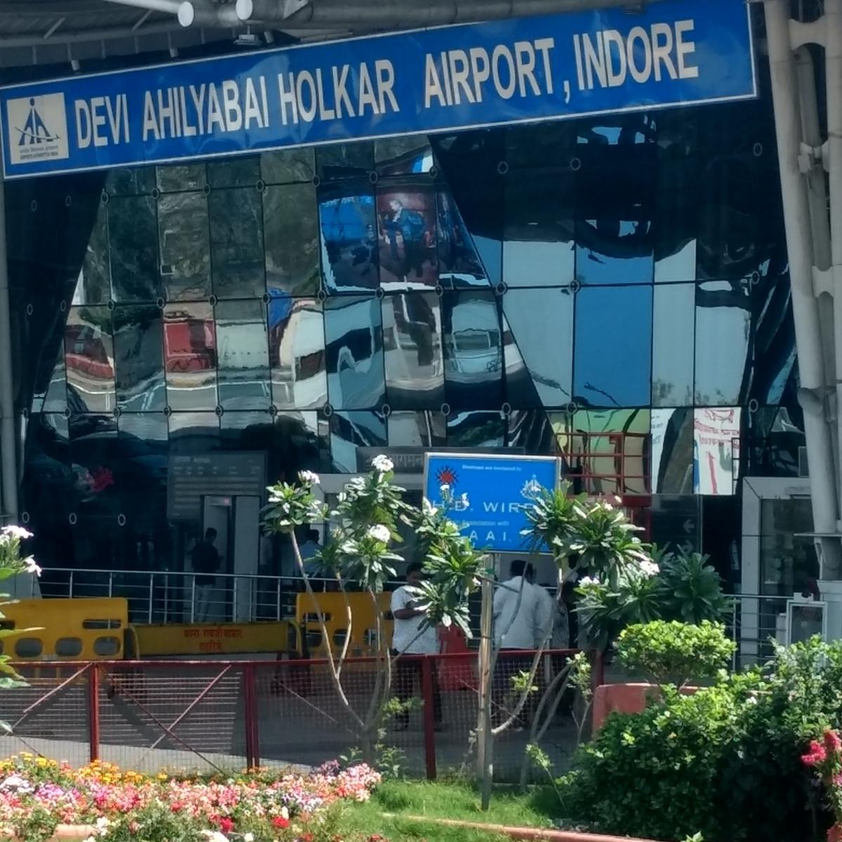Indore: Flight from Sharjah brings back 152 stranded Indians