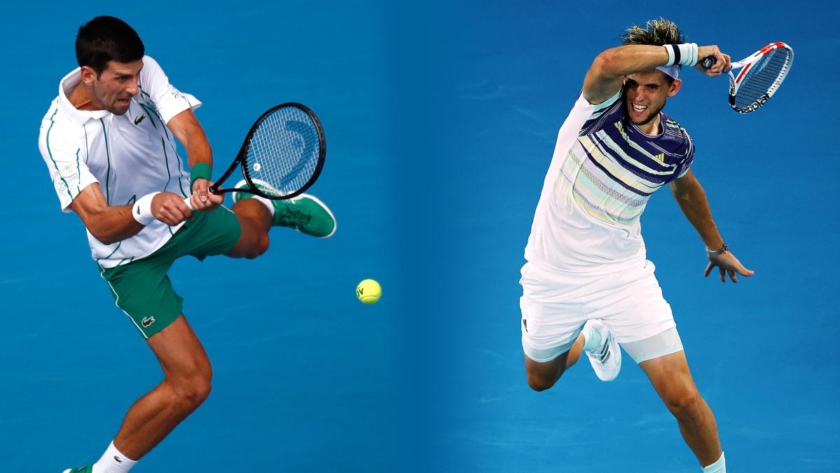 Novak Djokovic vs Dominic Thiem: Where, when and how to watch the Australian Open final match live