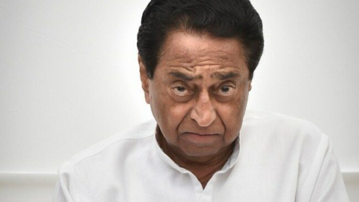 MP Cabinet Expansion: Mockery of constitution, 14 ministers not even member of Assembly, says Kamal Nath