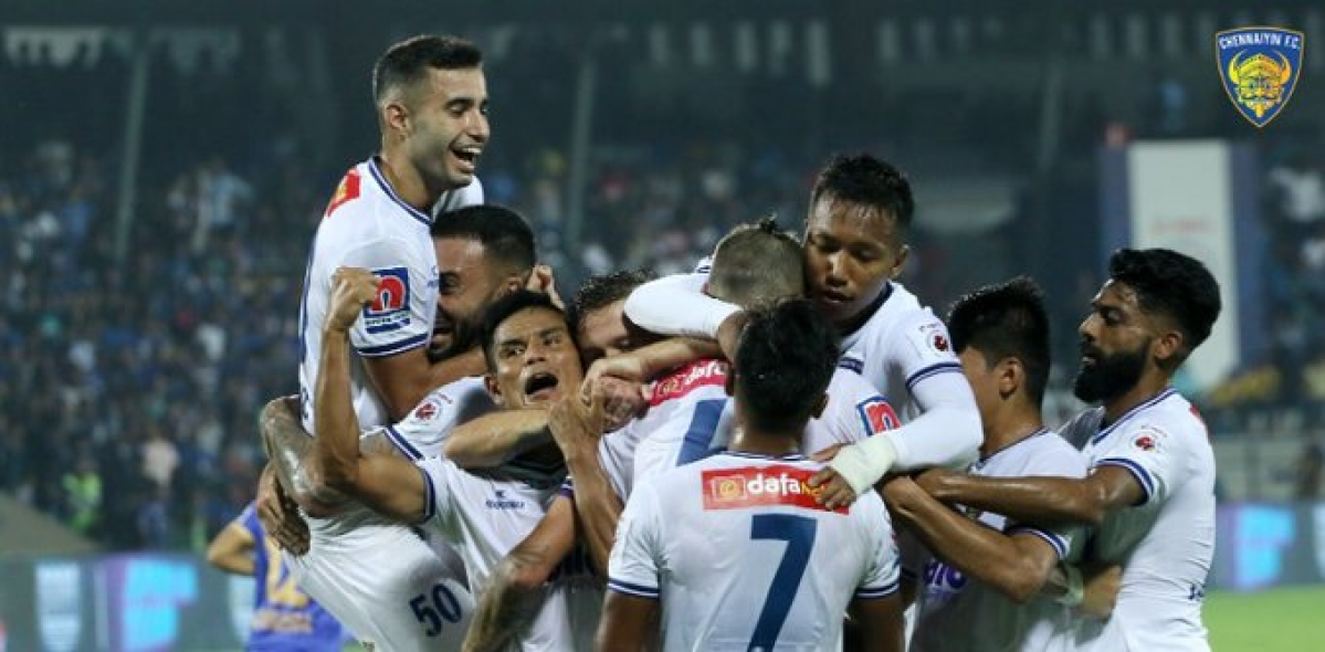ISL: Chennaiyin FC eye third spot to face ATK in semis