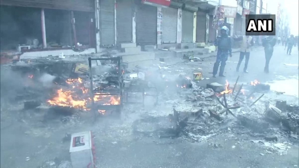 Delhi Violence Update: Shots fired, petrol bombs hurled as death toll rises to 10 in Northeast Delhi