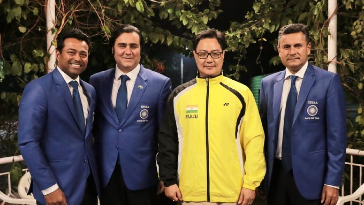 Davis Cup: Rohit Rajpal retained captain, Paes remains in mix