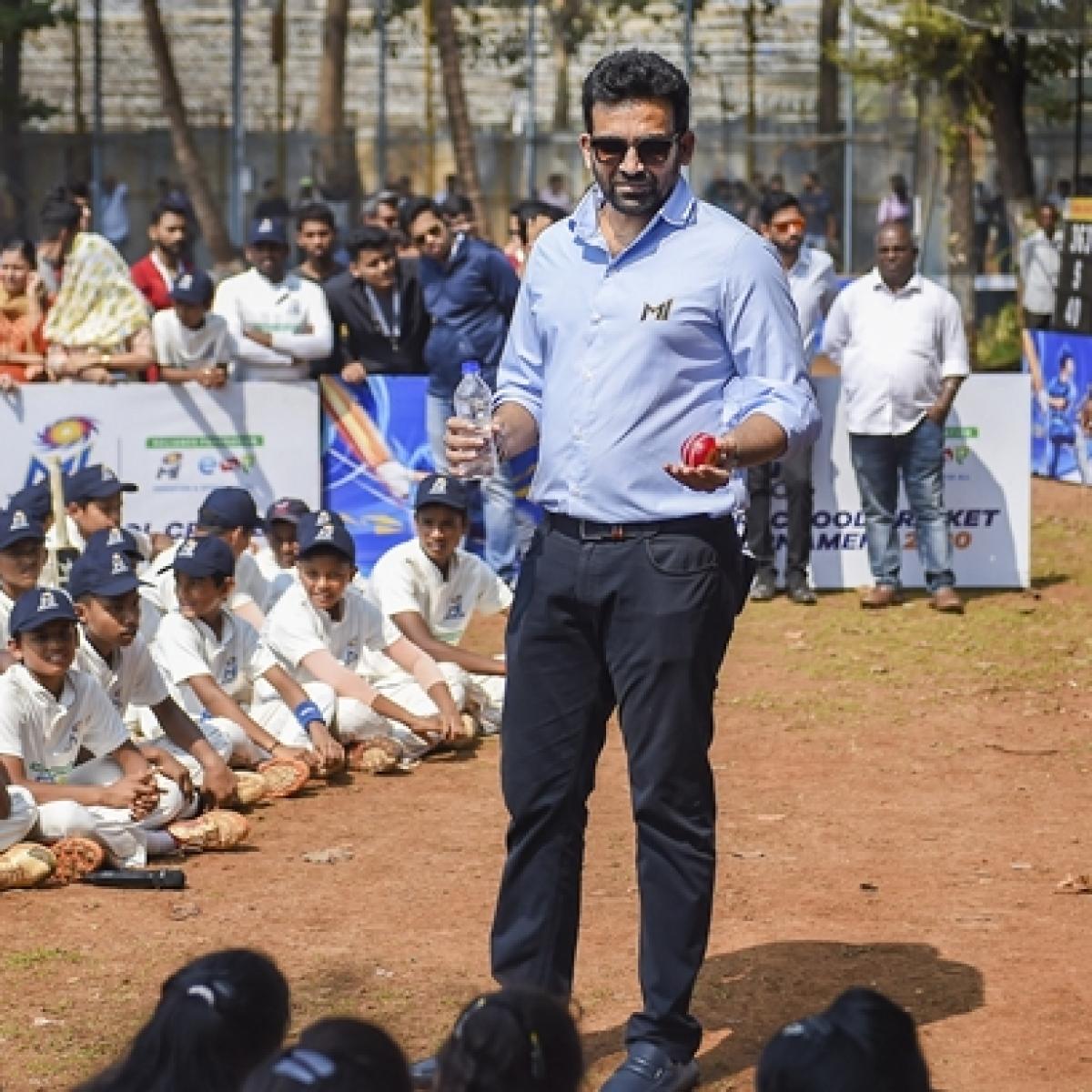 U19 World Cup: 'Do well' — Veteran Zaheer Khan backs the blue