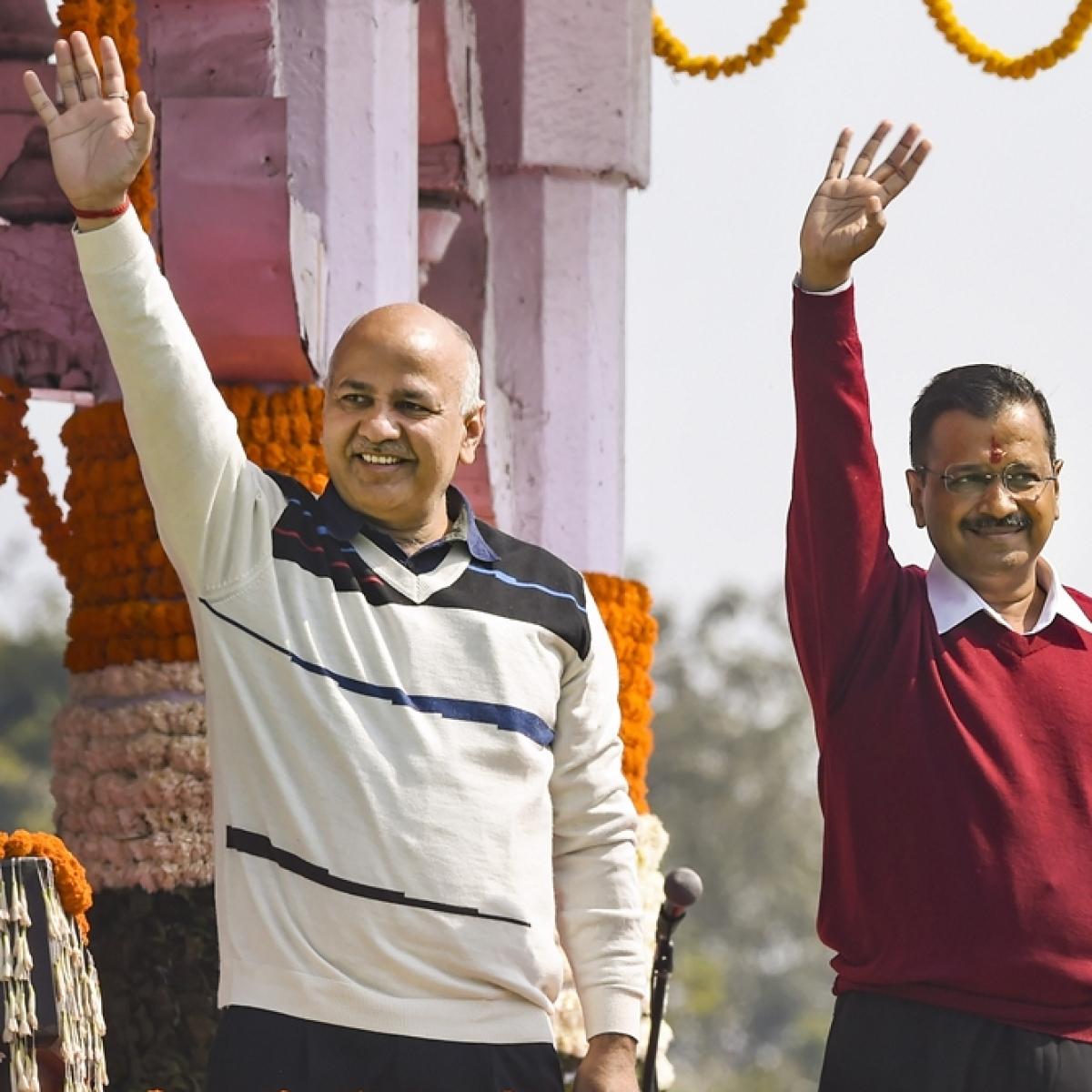 Pleas filed in Delhi HC challenging election of CM Arvind Kejriwal, deputy Manish Sisodia