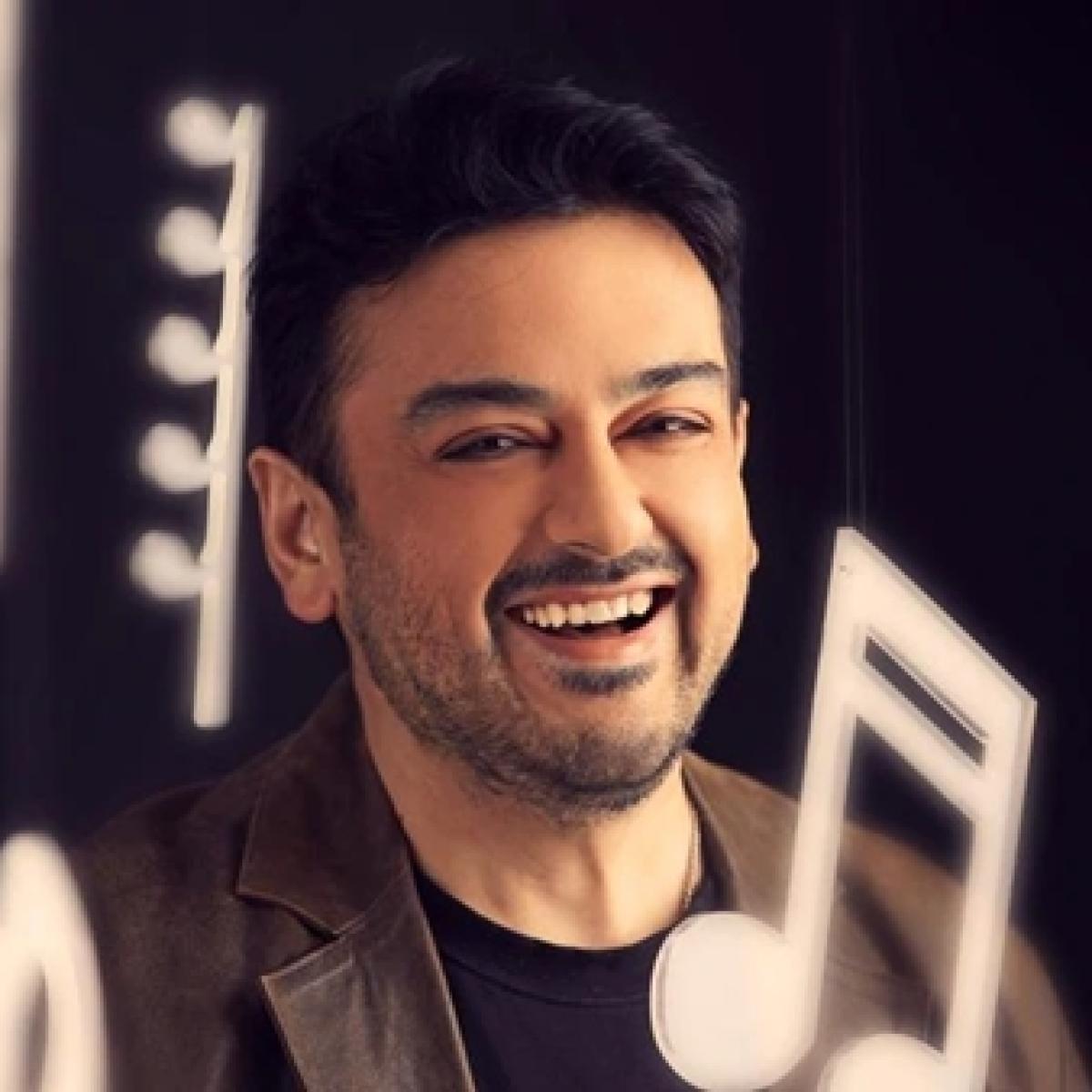 'I am a musician, don't drag me into politics': Adnan Sami