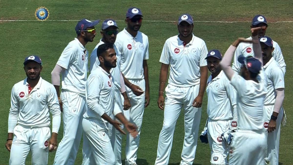 Ranji Trophy: Gujarat becomes first team to book semi-final berth