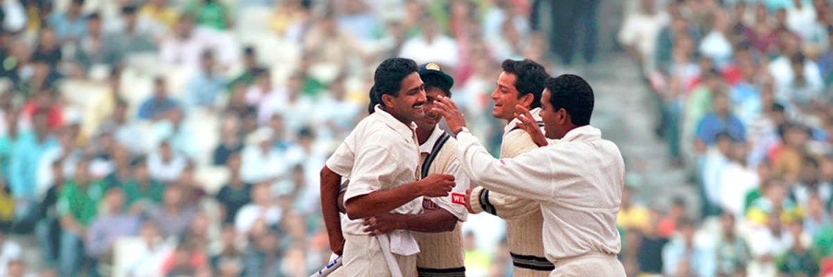 This day that year: Remembering Anil Kumble's 10-wicket innings against Pakistan