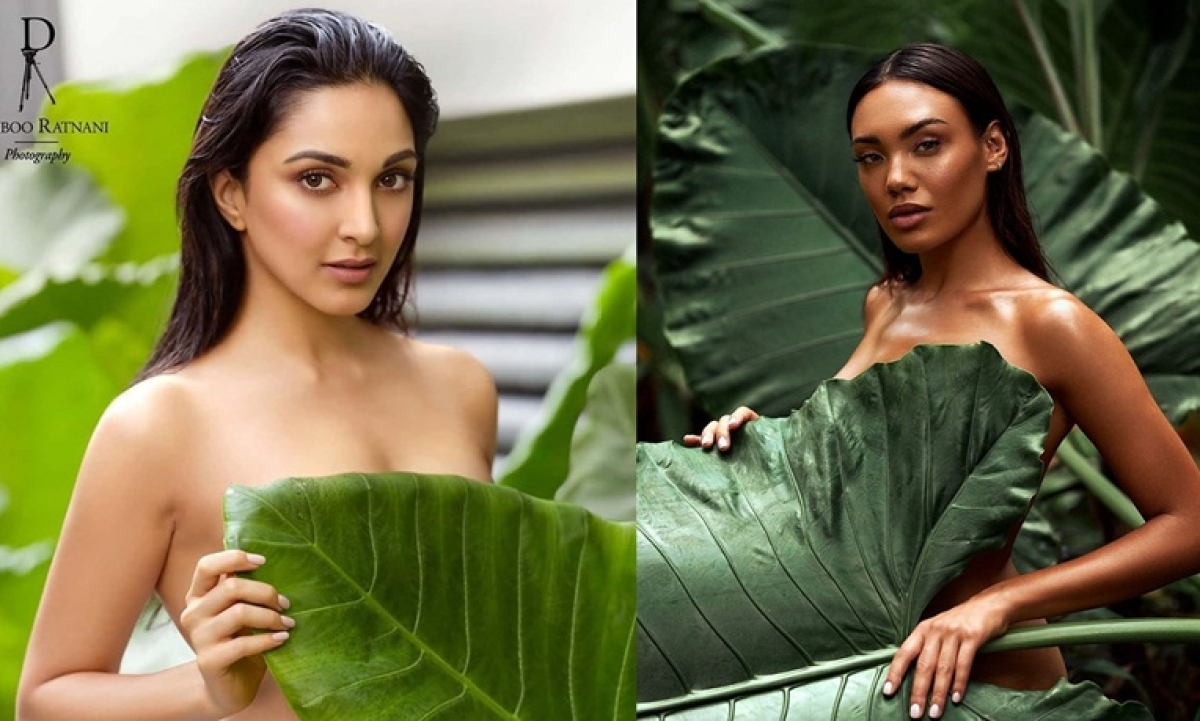 Dabboo Ratnani's calendar pic featuring Kiara Advani gets called out for plagiarism