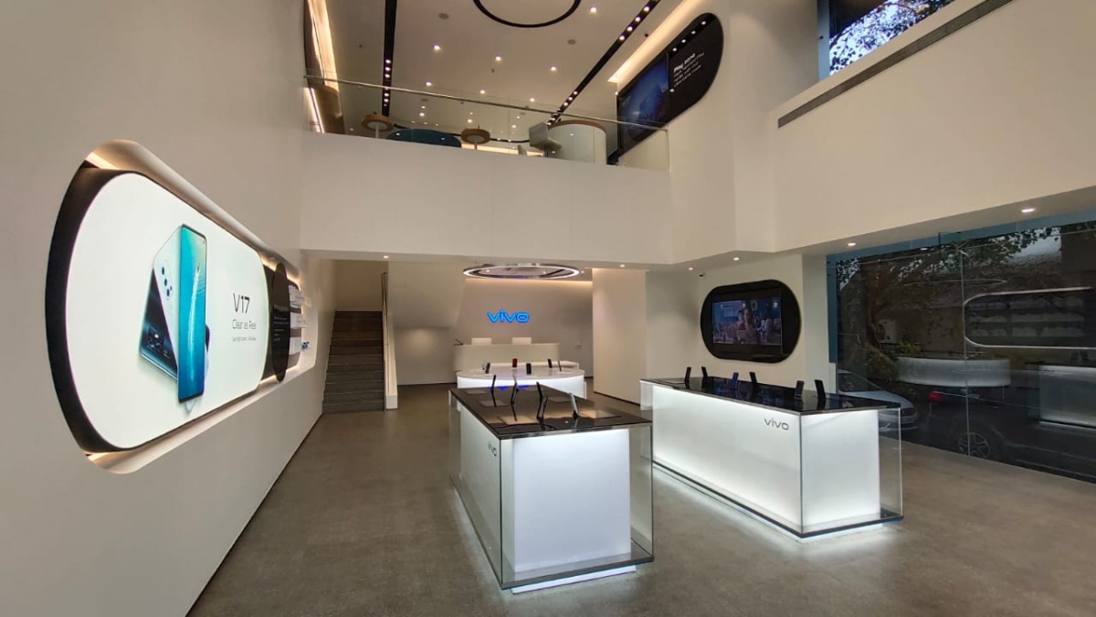 Vivo plans to open 250 retail stores by year-end in India
