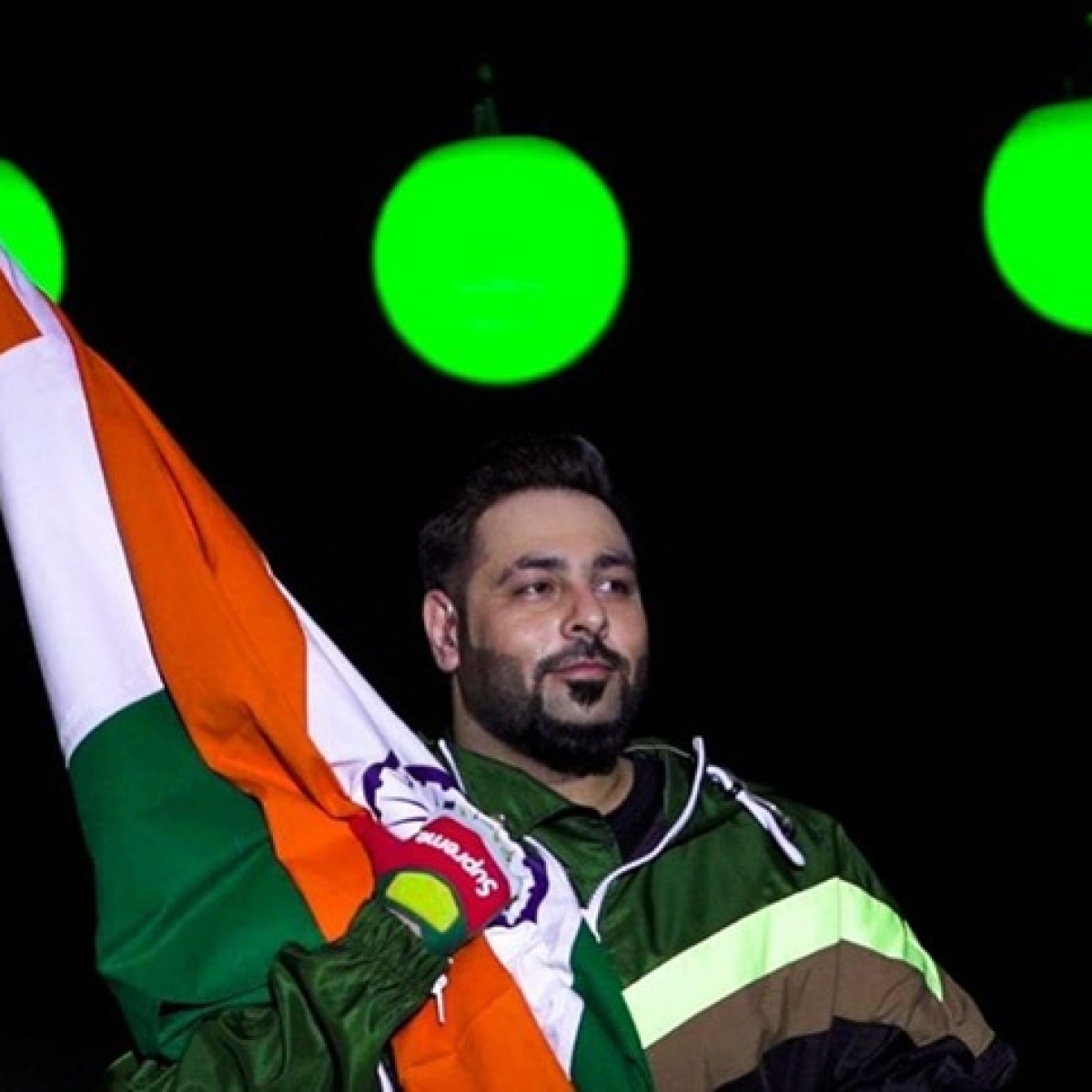 Rapper Badshah meets with a car accident on NH1