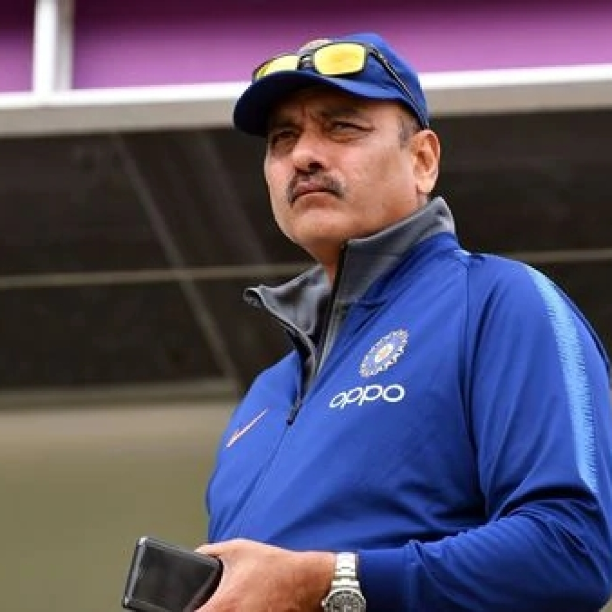 """I would not judge ODI and Test cricket for us, the least priority is ODI cricket right now: Ravi Shastri"