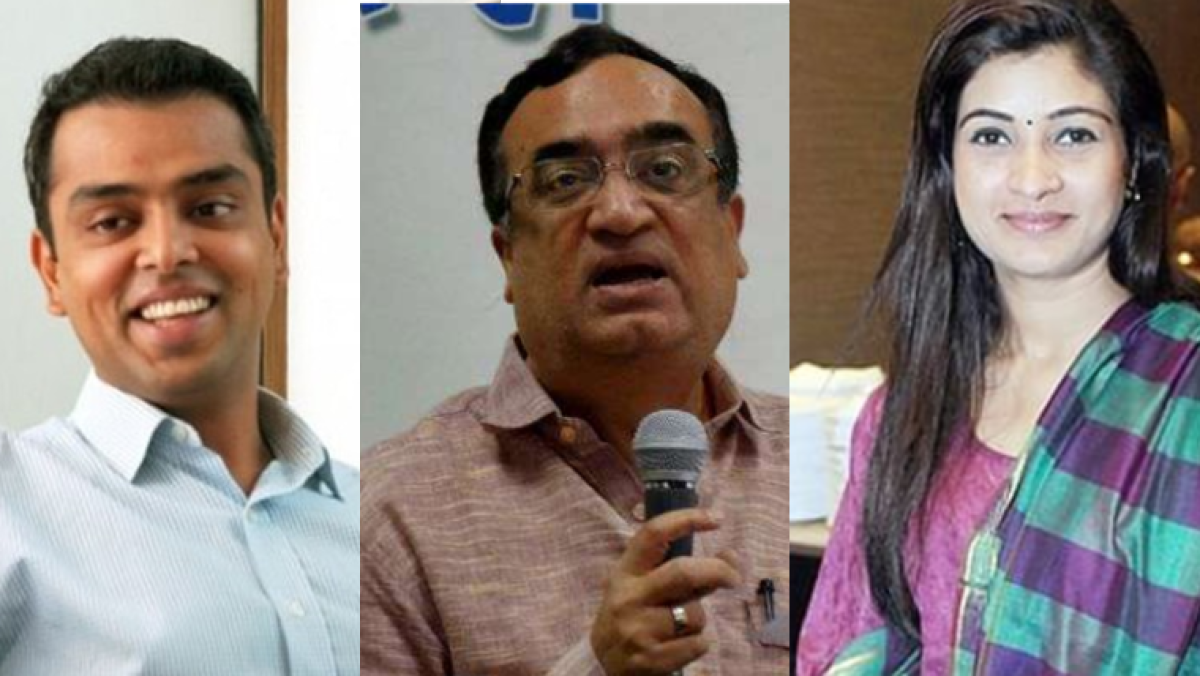 Congress leaders Milind Deora, Ajay Maken, Alka Lamba engage in verbal duel for praising AAP